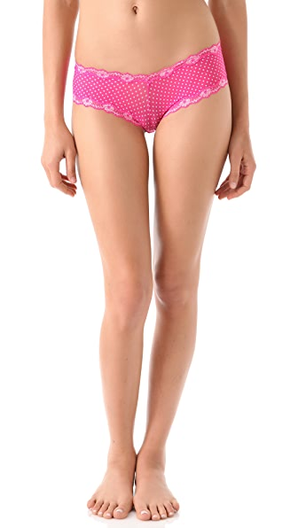 Honeydew Intimates Corseted Tanga Briefs