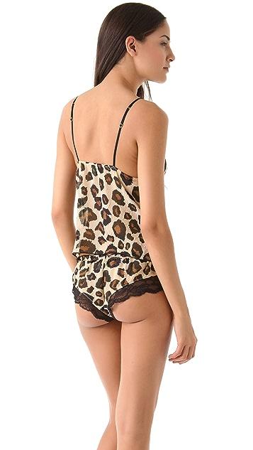 Honeydew Intimates Meow Camisole & Tap Pants Set