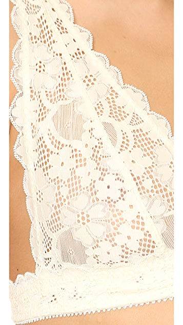 Honeydew Intimates Camellia Lace Bralette