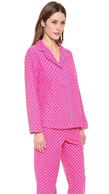 Honeydew Intimates Toasty PJ Set