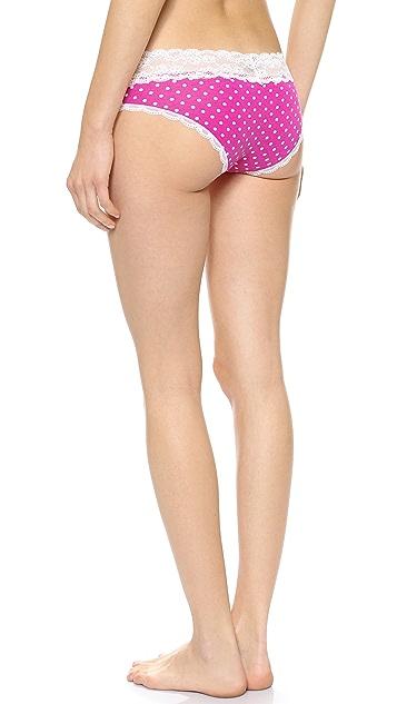 Honeydew Intimates Ahna Printed Hipster Panties