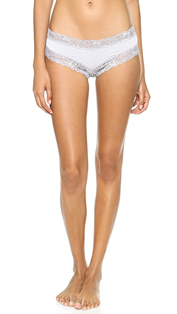 Honeydew Intimates Marti Printed Hipster Panties