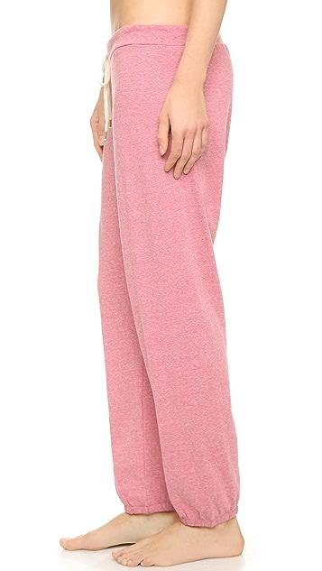 Honeydew Intimates Heathered Jersey Crop Lounge Pants