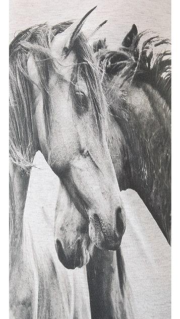 Horseworship Apparel We Commune Tee