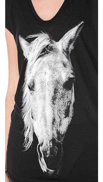 Horseworship Apparel My Guardian Scoop Neck Tunic