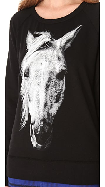 Horseworship Apparel My Guardian French Terry Top