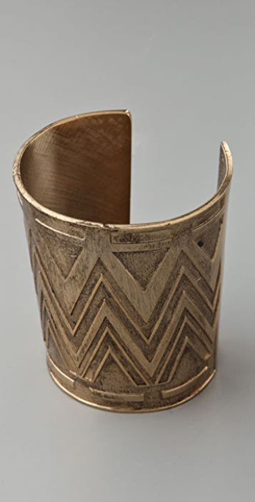 House of Harlow 1960 Tribal Cuff