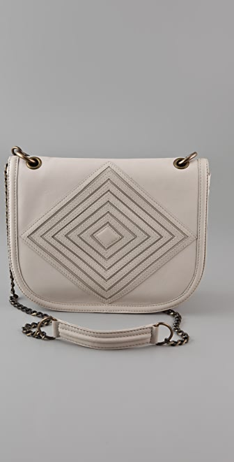 House of Harlow 1960 Sage Bag