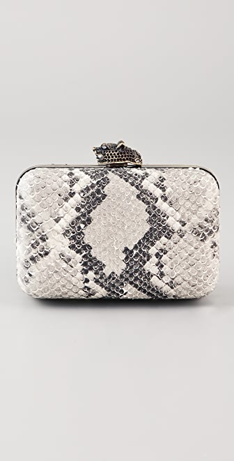 House of Harlow 1960 Marley Frame Clutch