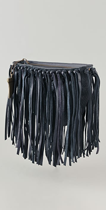 House of Harlow 1960 Hayden Clutch