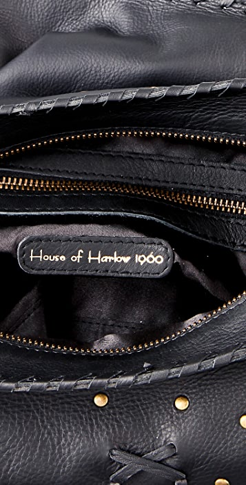 House of Harlow 1960 Devon Messenger Bag