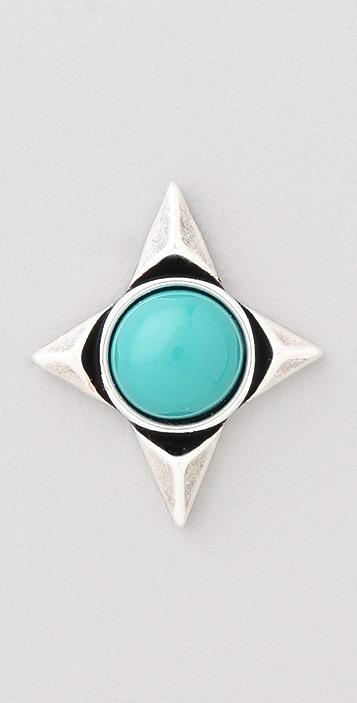 House of Harlow 1960 Star Stud Earrings