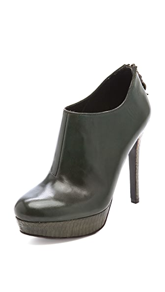 House of Harlow 1960 Natalia Platform Booties