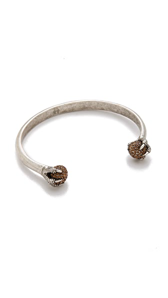 House of Harlow 1960 Talon Crystal Cuff