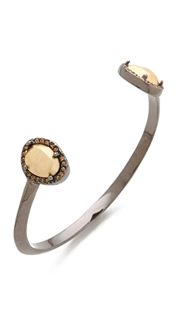 House of Harlow 1960 Rif Pebble Cuff