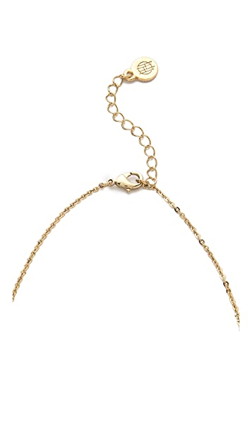 House of Harlow 1960 Nomadic Warrior Arrow Necklace