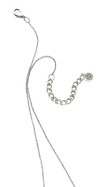 House of Harlow 1960 Tuareg Granulation Necklace