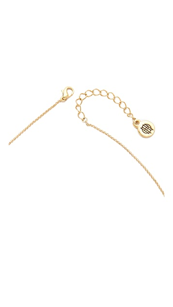 House of Harlow 1960 Sancai Collar Necklace