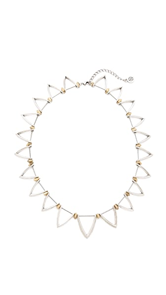 House of Harlow 1960 Trikona Necklace