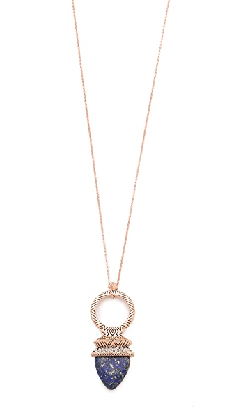 House of Harlow 1960 Plectra Pendant Necklace
