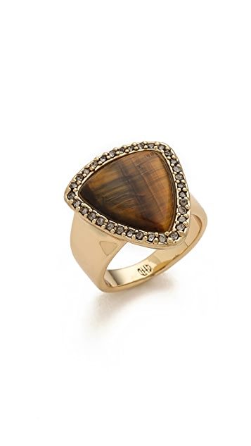 House of Harlow 1960 Band Ring