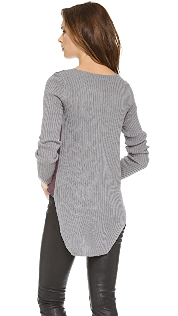 House of Harlow 1960 Jade Sweater