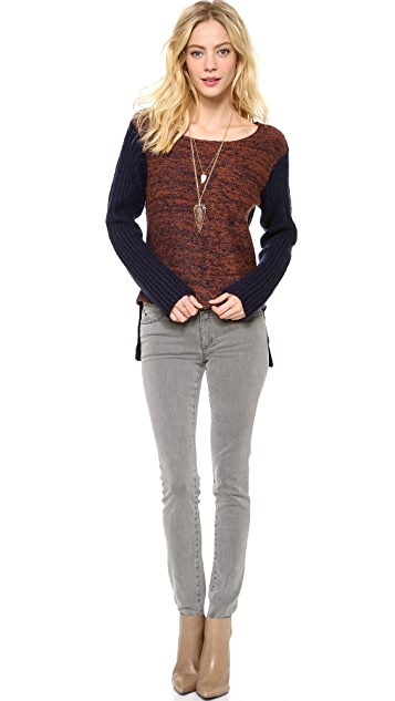 House of Harlow 1960 Demi Sweater