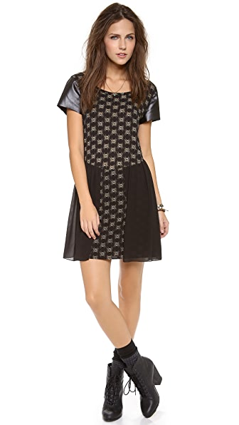House of Harlow 1960 Adeline Dress