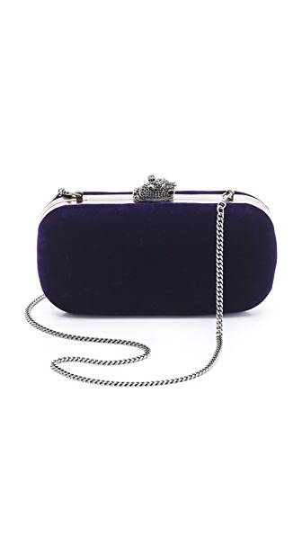 House of Harlow 1960 Danielle Clutch
