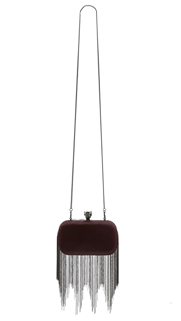House of Harlow 1960 Jude Haircalf Clutch