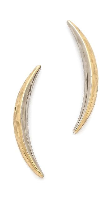House of Harlow 1960 Sun & Moon Earrings