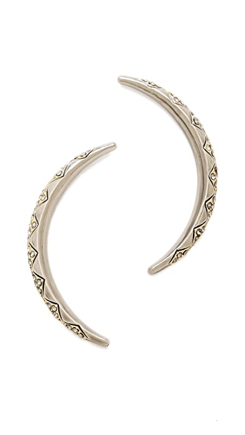 House of Harlow 1960 Sparkling Earrings