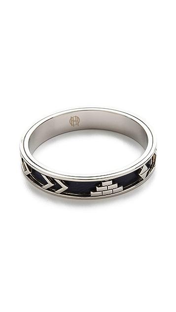 House of Harlow 1960 Aztec Bangle Bracelet
