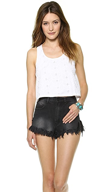 House of Harlow 1960 Sunny Tank Top