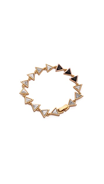House of Harlow 1960 Meteora Tennis Bracelet