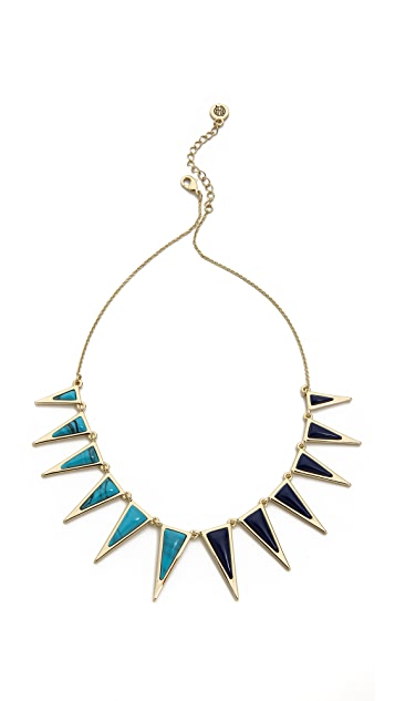 House of Harlow 1960 Concentrical Collar Necklace