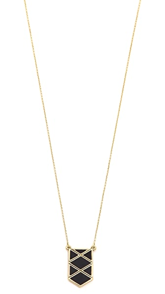 House of Harlow 1960 Five Points Pendant Necklace