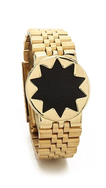 House of Harlow 1960 Sunburst Watch Bracelet