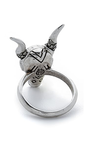 House of Harlow 1960 Turkana Ring
