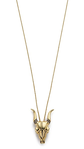 House of Harlow 1960 Turkana Pendant Necklace