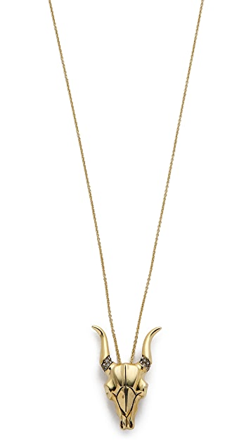 House of Harlow 1960 Turkana Pendant Necklace