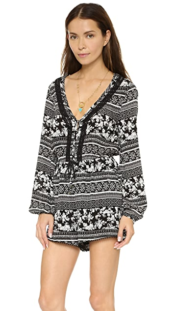 House of Harlow 1960 Ainsley Romper