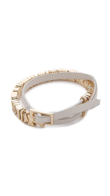 House of Harlow 1960 Wrap Bracelet