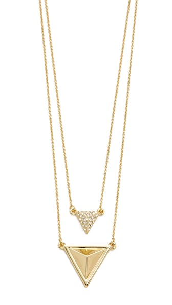 House of Harlow 1960 Temple Pendant Necklace