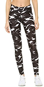 Camo Leggings                hpe