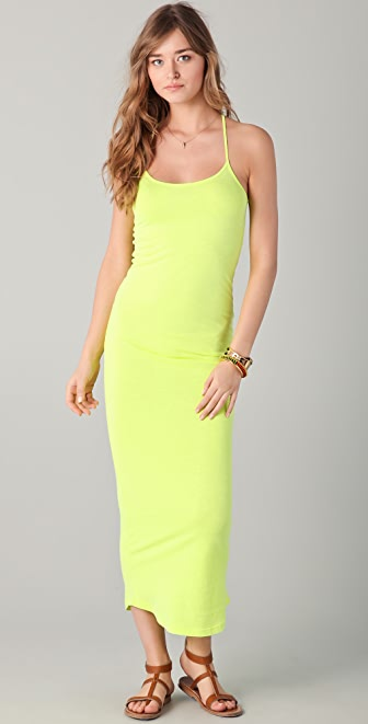 MONROW T Back Racer Dress