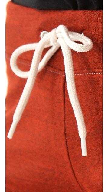 MONROW Heather Fleece Vintage Sweats