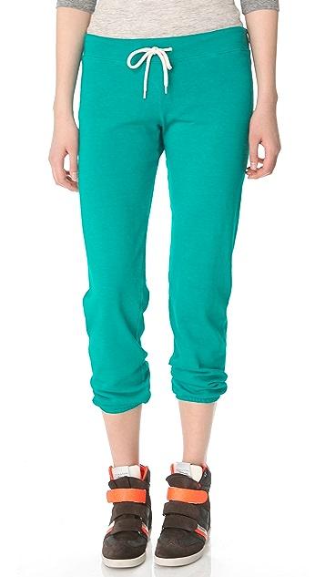 MONROW Fleece Vintage Sweatpants