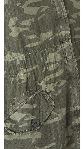MONROW Military Jacket