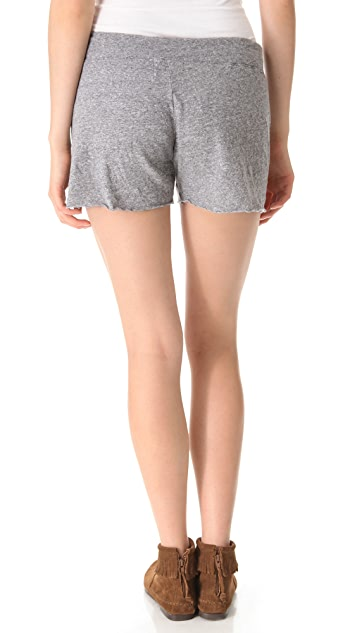 MONROW Granite Vintage Shorts